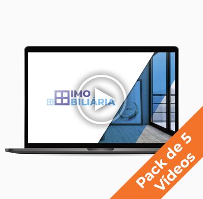Video Imobiliário (Pack de 5)